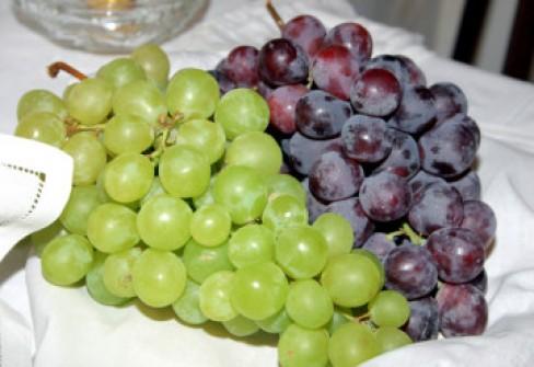 Uva da tavola di mazzarrone - Red globe uva da tavola ...