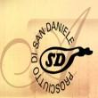 PROSCIIUTTO DI SAN DANIELE